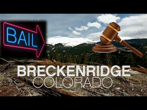 Summit County Jail in Breckenridge Part 1 – Address, Bail Info, and Phone Calls