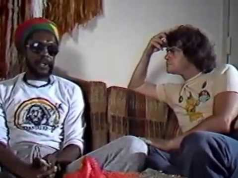 Peter Tosh Interviewed by Roger Steffens & Hank Holmes, Hollywood, 1983