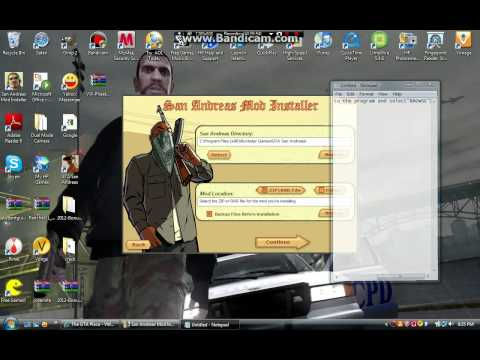 How To Install San Andreas Mod Installer 1.1