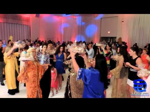 DJ David Ania - Henna Party - 5.31.2015 Aventura, FL חינה מרוקאית בפלורידה