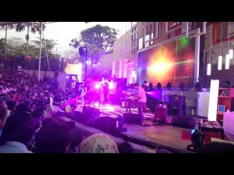 MOCCA - My Way #Soundrenalin2015 #GWK #Bali #Amphiteater