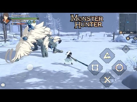 Top 7 Monster Hunter Games For Android & IOS!