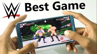 Top Best Free WWE Fighting Games For Android 2018 | WWE Mayhem Addictive Android Game