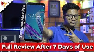 Zenfone Max Pro M1 Full Review After 7 Days of Use | Data Dock