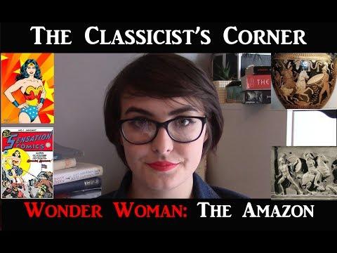 Wonder Woman: The Amazon