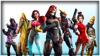 Fortnite Livestream! Checking Out The Season 9 Battle Pass!!