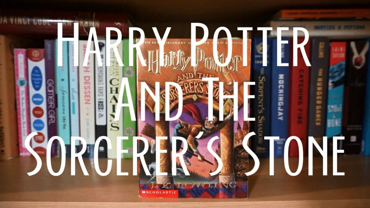 Harry Potter Book Trailer : Harry potter and the sorcerer s stone book trailer youtube
