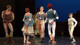 Neumeier Romeo and Juliet Act 1 Royal Danish Ballet