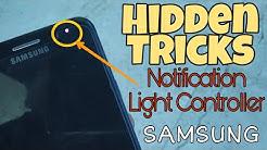 Notification light Hidden Feature led controller J5 Prime, J7 Prime, J7 Max, J7 Pro, J6, J8 [HINDI]