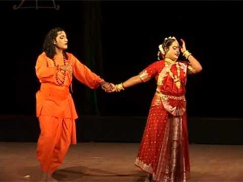Part 1- Rabindranath Tagore's CHITRANGADA (featuring Surupa CHITRANGADA's interaction with Arjun)