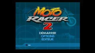 Gameplay Ps1 - Moto racer 2 PAL   (1998)