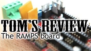 Honest review: The RAMPS board