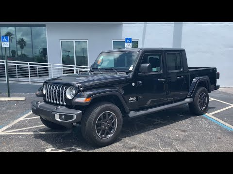 2020 Jeep Gladiator Overland 4X4 Review – Better Then A Ford Ranger ?