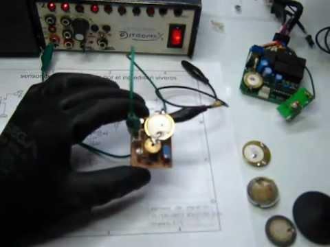 Sensor de impacto automotriz