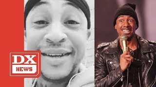 Nick Cannon Calls Orlando Brown's 'D*ck Sucking Claim' A 'Cry For Help'