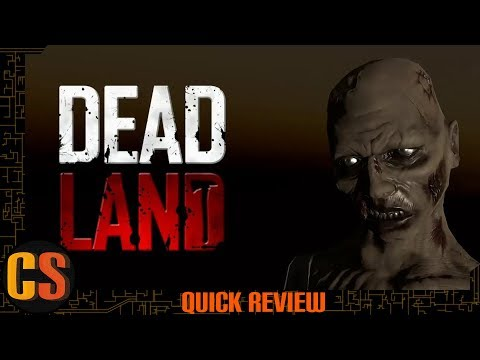 DEAD LAND - PS4 QUICK REVIEW