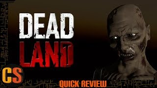 DEAD LAND - PS4 QUICK REVIEW