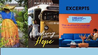 """Author's Lounge - Excerpt from Mbinguni  """"Looking for Hope"""""""