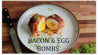 BACON & EGG BOMBS
