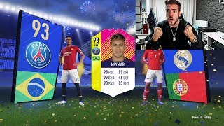ich öffne TOP 25 Fut Champions REWARDS in FIFA 18 ! Wakez