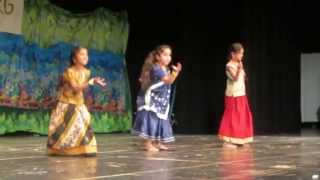dance on old hindi song by VV kids