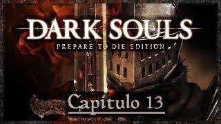 Dark Souls Cap 13: Anor Londo y los Fails de los Gemelos