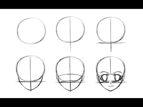 TDN - Começando a desenhar um rosto (BÁSICO)