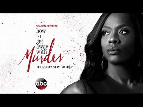 How To Get Away With Murder  - Season 4 Official Teaser