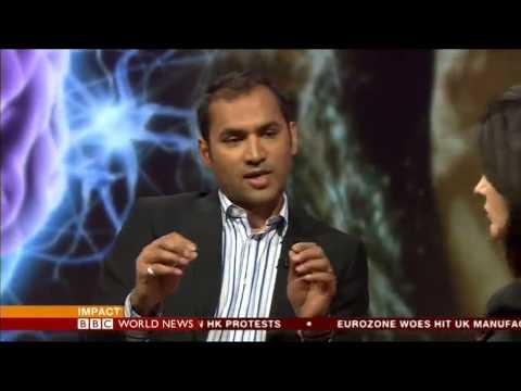 Prof. Cambell's work, BBC World News 10/01/2014