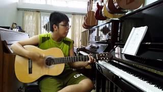 (Guitar) Lên Đàng