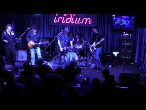 Pat Travers Band Blues Feat Jon Paris live at Iridium NYC