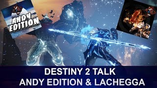 Destiny 2: Talk mit Andy Edition & Lachegga
