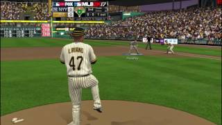MLB 2K17 PC Gameplay Con Mi Hermano Yankees VS Pittsburgh