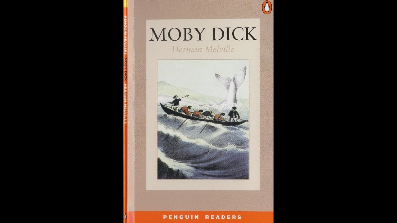 Moby dick and text young hawaiian