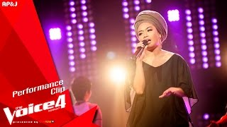 The Voice Thailand - เนิส ภัทรนุช -  Love Is the Losing Game - 15 Nov 2015
