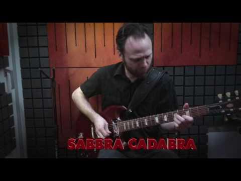 BLACK SABBATH Riffs – Classic vintage P90 Sound