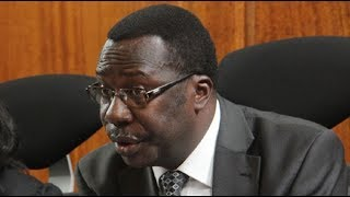 A petition to file a new case against Supreme Court Judge Smokin Wanjala