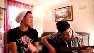 Handle with care (acoustic) - Cover of JRA by AsnA & Ash [HD 720]