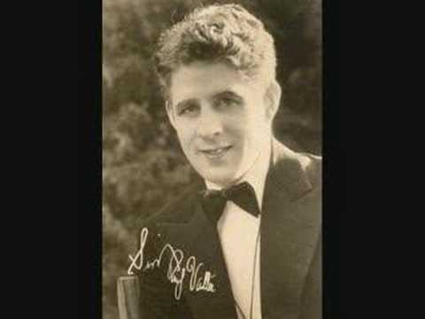 If I Had You 1929 Rudy Vallee