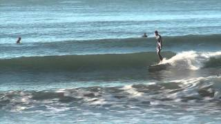 Surfing C Street 12-29-2011 Part 1