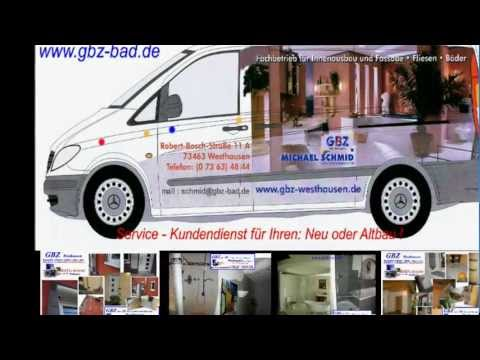 GBZ - Schmid: Fliesen Putz Farbe Renovierung Wärmeschutz ...