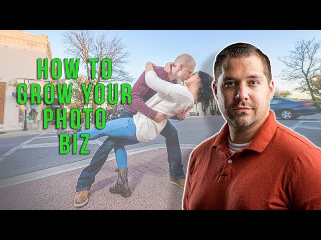 How to Grow Your Photography Business with Anna Jaye Goellner