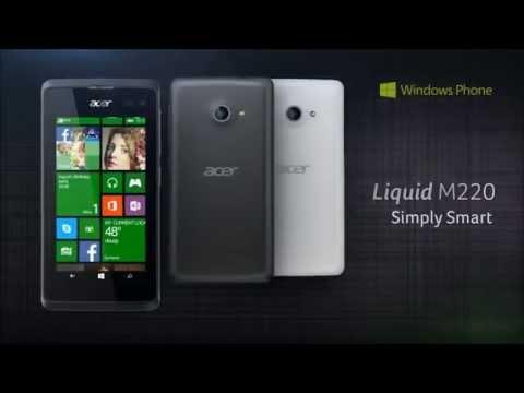 Acer Liquid M220