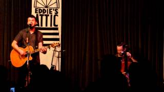 Howie Day feat. Ward Williams - I'll Take You On - Eddie's Attic 09-26-2013 - Atlanta, GA