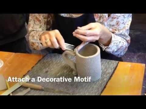 Make a Clay Mug