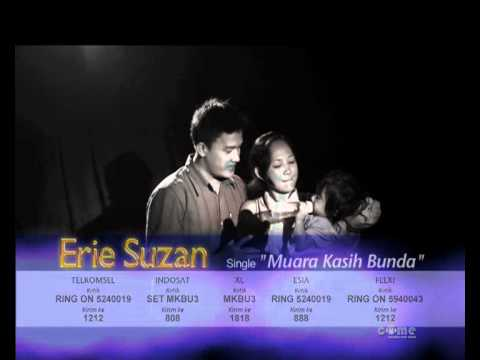 Muara Kasih Bunda By Erie Suzan - Official Video Clip