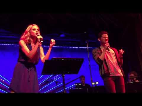 "Jeremy Jordan & Ashley Spencer @ Sony Hall ""Musical Duets Medley"