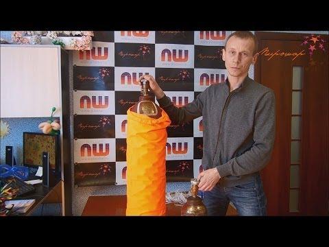 Как надувать шары гелием из баллона видео