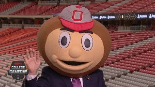 Lee Corso's headgear pick for Clemson vs. Ohio State | College GameDay