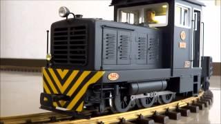沼尻鉄道混合列車 (Gゲージ)